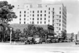 13th Street West and the Dixie Grand Hotel